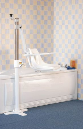 Oxford Mermaid Hydraulic Bathroom Hoist Safe Moving