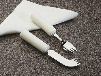 Queens Stainless Steel One Handed Cutlery Utensils