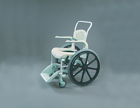 Self Propelled Shower And Commode Wheelchair Active Mobility