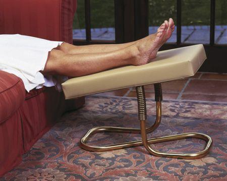 Flexible Padded Restaleg Leg Rest Footstool