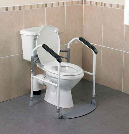 Buckingham Foldeasy Toilet Surround Folding