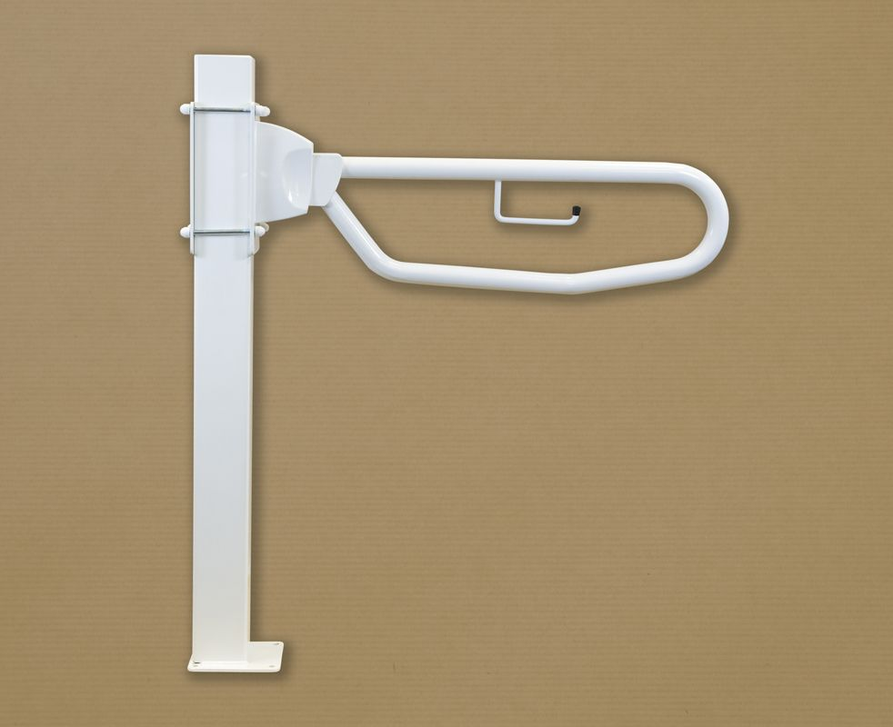 Floor Mounted Double Arm Hinged Free Delivery