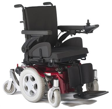 The Quickie Salsa M Electric Powered Wheelchair