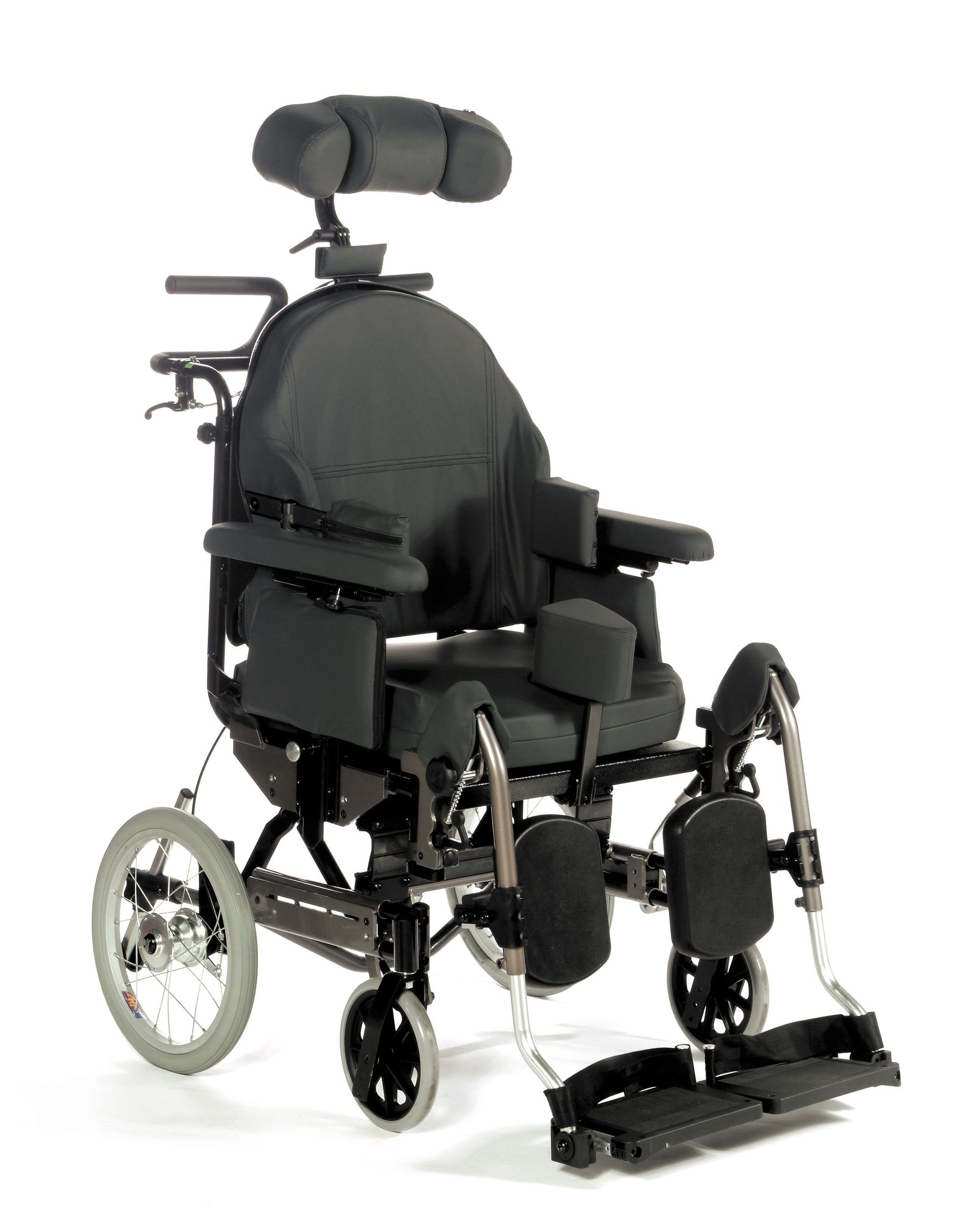Breezy Relax 2 Multi Function Adjustable Wheelchair