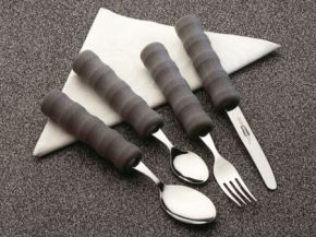 Foam-Handled Cutlery