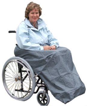 Wheelchair Clothing Kozee Kover Up