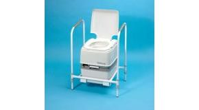 Chemical Toilet Stand and Frame