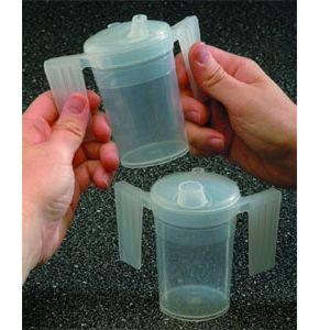 Two Handled Feeding Beaker