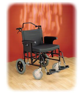 Heavy Duty Maxi Meteor Transit Wheelchair