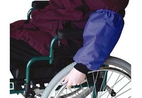 Wheelchair Clothing Sleeve Protector