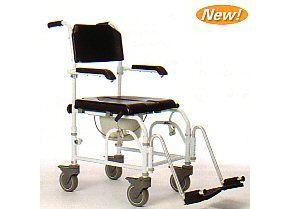 Shower/Commode Attendant Chair