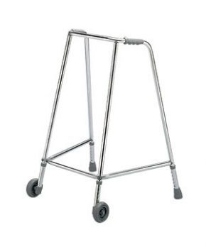 Wheeled Adjustable Walking Frame