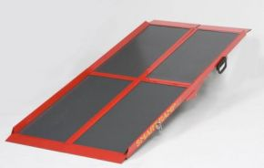 Two-Piece Folding Wheelchair Ramp
