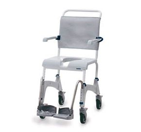 Aquatec Shower/Commode Chair - Dismantles
