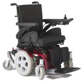 Quickie Salsa M Electric Wheelchair