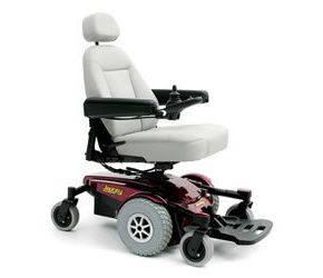 Select 6 Electric Wheelchair