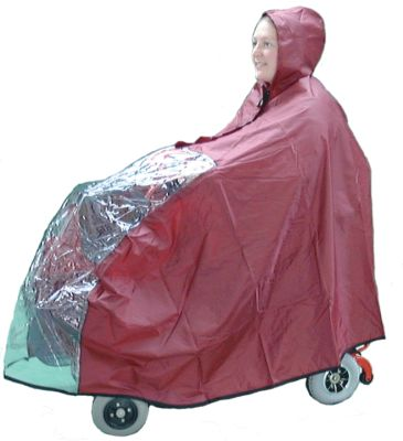 Mobility Scooter Clothing Cape -Mini
