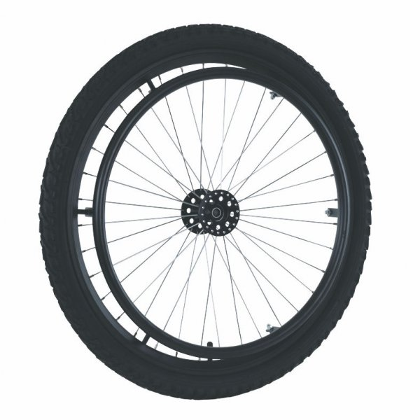 MTB Off Road Wheelchair Wheel 24inch