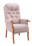 Avon Back Supporting Fireside Chair