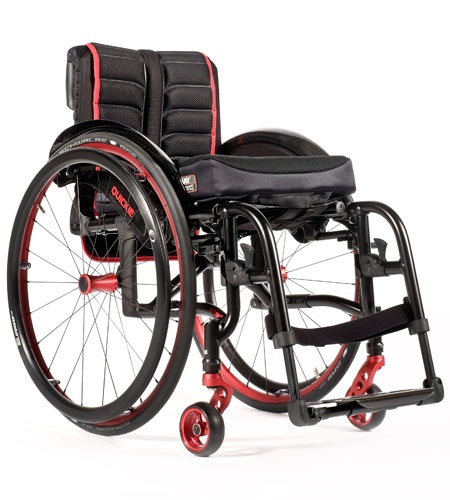 Folding Configurable Wheelchairs
