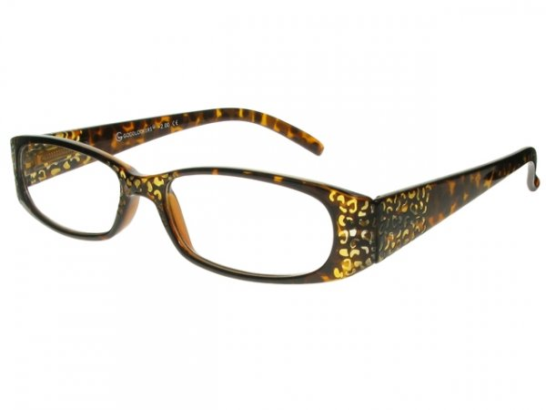 Paige Tortoise Shell Frame Reading Glasses