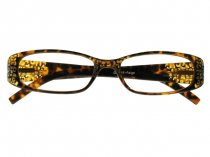 Paige Tortoise Shell Frame Reading Glasses 1