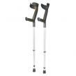 Progress Double Adjustable Elbow Crutches