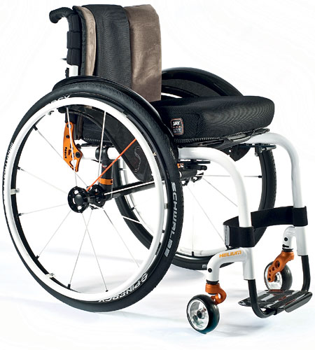 Quickie / Kuschall Wheelchairs