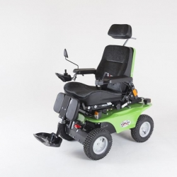 Chasswheel Four X Off Road 4WD Wheelchair