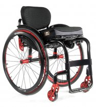 Quickie Helium Ultra-lightweight Wheelchair