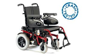 Quickie Tango Tilt In Space Electric Wheelchair