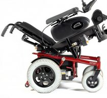 Quickie Tango Tilt In Space Electric Wheelchair 3