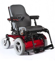 Quickie Jive F Powerchair