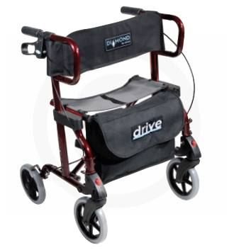 Rollator Wheelchair