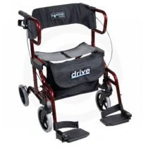 Rollator Wheelchair 1