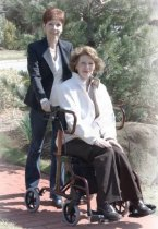 Rollator Wheelchair 2