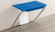 Slim Fold Shower Bench (Various Colours)
