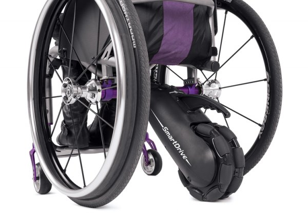 SmartDrive MX2+ Wheelchair Power Attachment