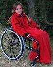 Wheelchair Clothing Childs Koala Fleece (Sleeved)