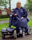 Mobility Scooter Clothing Deluxe Kendal Mac