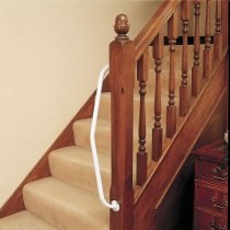 Steel Newel Rail