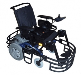 Storm 3 Competition Power Football Chair