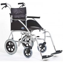 Swift Lightweight Aluminium Transit Wheelchair