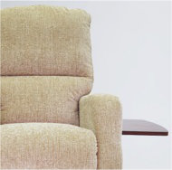 The Windsor Rise & Recline Chair With Drop Down Table 2