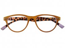 Tunis Brown Frame Reading Glasses 1