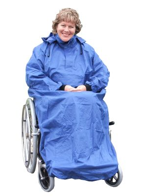 Wheelchair Clothing Koverall With Sleeves