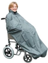 Wheelchair Clothing Koverall Without Sleeves