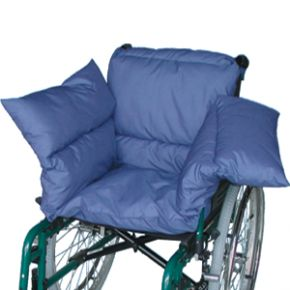 Wheelchair T Shaped Pillow Set Cushion