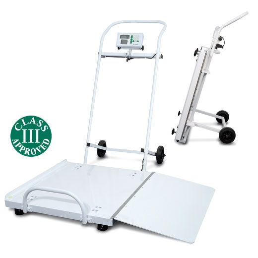 Wheelchair Weighing Scales with BMI