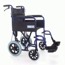 Z-Tec Transit Wheelchair With Attendant Brakes